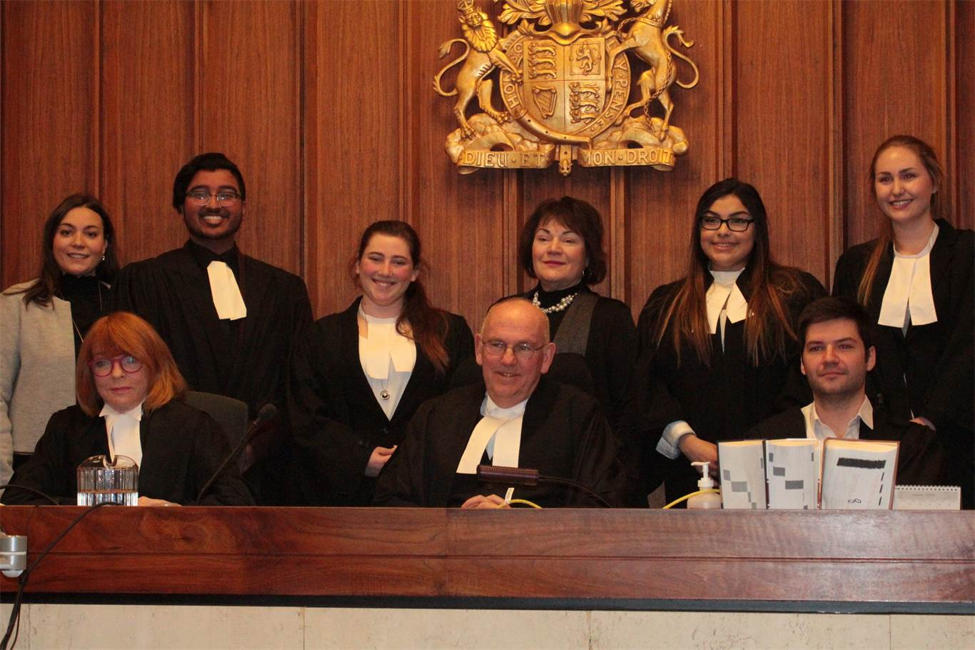 STM Law students finalists at Court of Appeals for Ontario
