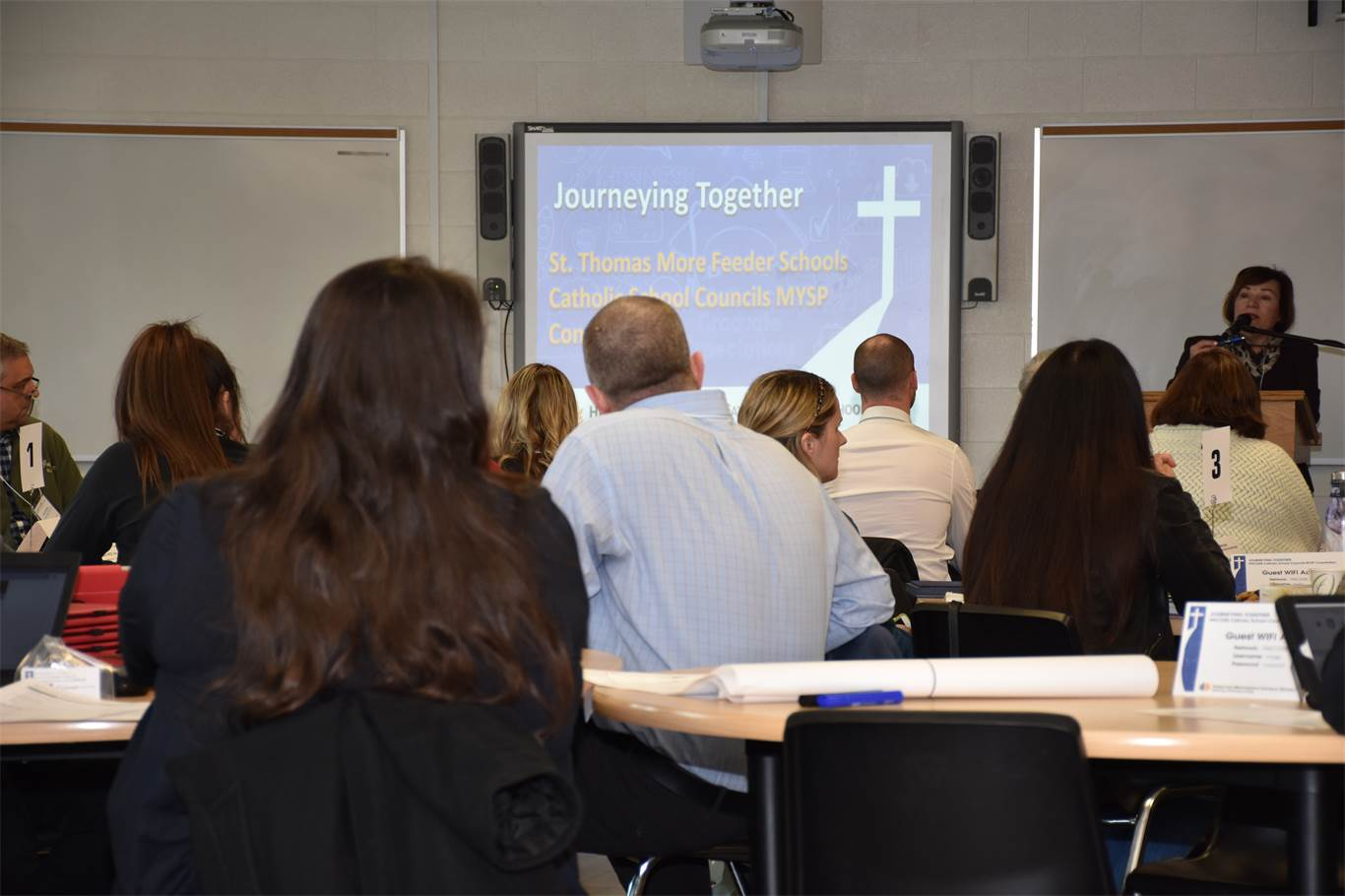 "Parents ""journey together"" with HWCDSB in development of Multi-Year Strategic Plan"