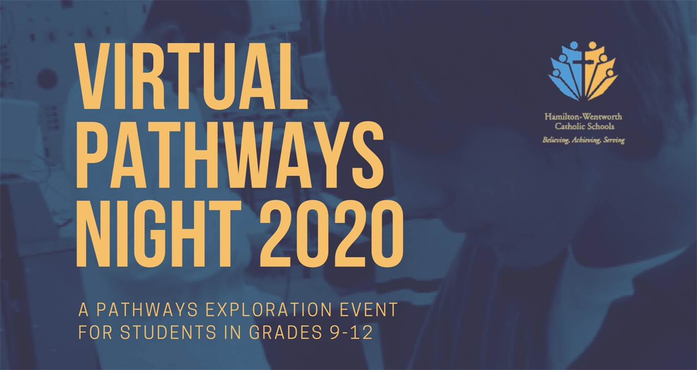 HWCDSB Virtual Pathways Night