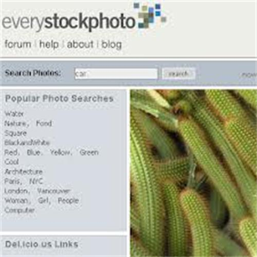 Every Stock Photo (Public Domain Images)